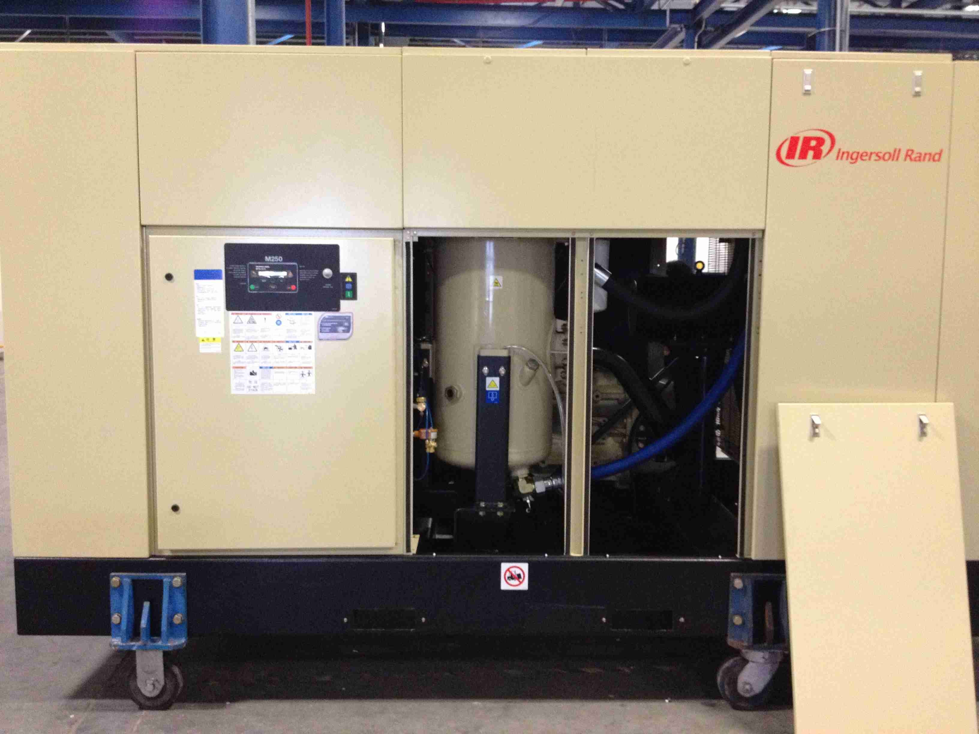 Ingersoll Rand Oil-Free Air Compressors
